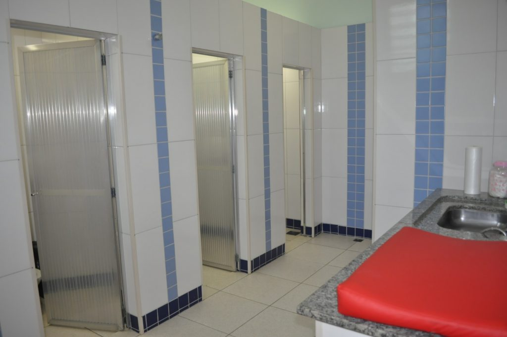 Banheiro Ed. Infantil