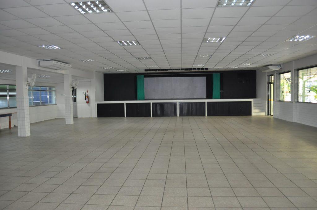 Pátio Interno - Teatro