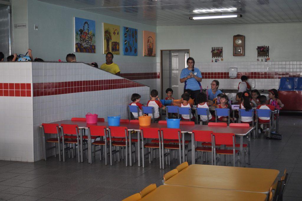 Refeitório Ed. Infantil