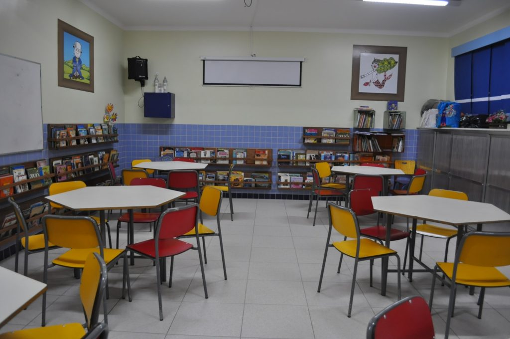 Sala de Leitura do Ens. Fund I