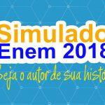 Simulados Trimestrais - 3º ano E.M.